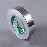 Miễn phí vận chuyển Tape Aluminum Foil Tape chất kết dính Sealer gia phần cứng 3 cm chiều rộng