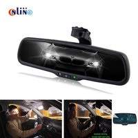 Clear View Suporte Eletrônico Auto Dimming Espelho Retrovisor Interior Do Carro Especial Para Nissan Teana Livian X-Trail Ensolarado