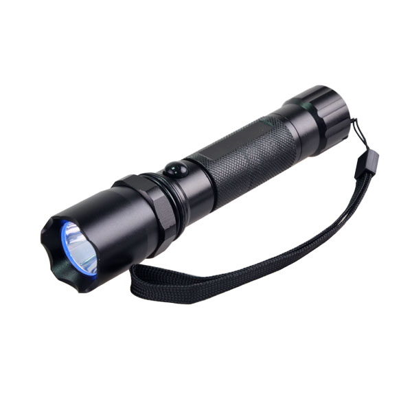 [Free ship]5W 365nm uv flashlight UV ultraviolet Light UV Flashlight Torch Ues for Anti-fake Money Detector urine scorpion
