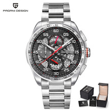 PAGANI DESIGN Men Watch Top Luxury Brand Sports Chronograph Waterproof Quartz Watches Relogio Masculino Relojes Hombre 2019 Saat
