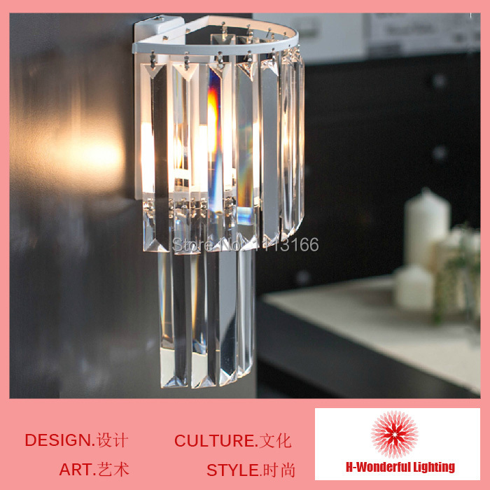 2014 New Design Modern Glass Wall Light Restroom Bathroom Bedroom Reading Indoor Glass wall lamp Hotel lamp lights wholesales автоинструменты new design autocom cdp 2014 2 3in1 led ds150
