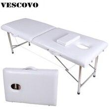 Stabilna, profesjonalna Spa stoły do masażu składane meble salonowe PU łóżko grube piękno stół do masażu