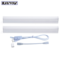 RAYWAY T5 Led Tube Light Ac 82 265V 5W Wall Lamps 2ft LED T5 Tube Fluorescent