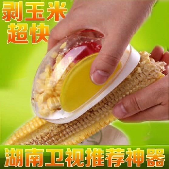Corn stripper Creative sedan styling stripping corn daily Kitchen Gadget Peeler