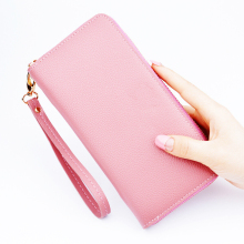 Ladies Purses Female Brand Wallets Women Long Zipper Purse Woman Wallet Leather Card Holder Clutch Portefeuille femme цена
