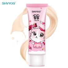 BB Cream CC Korean Cosmetics Concealer Base Face Make Up Whitening Creams Maquiagem Professional Covering Foundation Tone Makeup