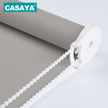 Customized Size Daylight/ Blackout Roller Blinds Office Kitchen Bed Room window blinds dark grey white grey