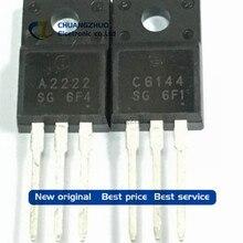 20 шт./лот 2SA2222 2SC6144 10 шт. A2222+ 10 шт. C6144 IC лучшее качество