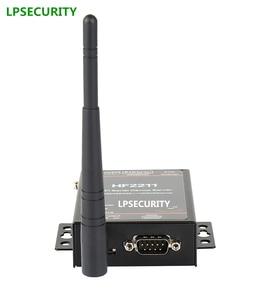 Image 4 - LPSECRITY סידורי שרת RS232 RS485 RS422 כדי wifi RJ45 ethernet יציאת מודול ממיר בקר