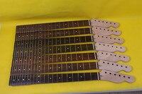 6 Pcs New TL Electric Guitar Neck Mahogany Rosewood 22 Fret 25 5 Unfinished