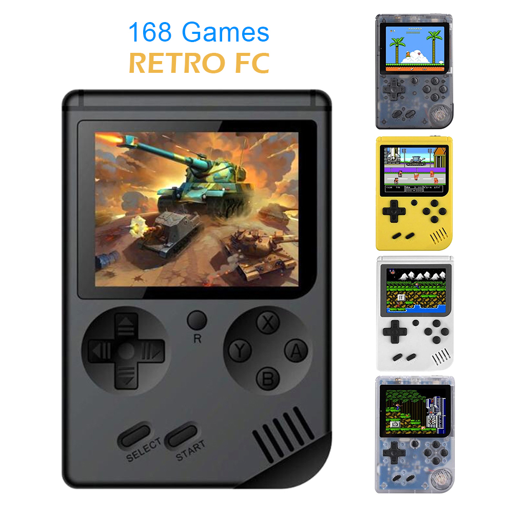 Video Games Consumer Electronics Dependable 10 Types Mini Classic Handheld Game Console Keychain Ring For Russia Tetris Toy Retro Kid Gaming Toys Gift