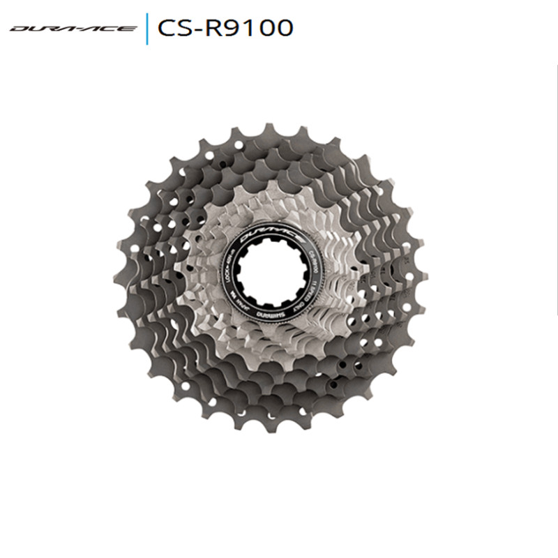 SHIMANO DURA-ACE DA CS-R9100 DA9000 Road Bike Flywheel 11 Speed Cassette Freewheel кассета shimano dura ace 11 30 11 ск
