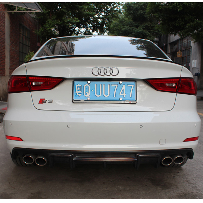 Cheap Product Audi A3 Rear Spoiler In Shopping World