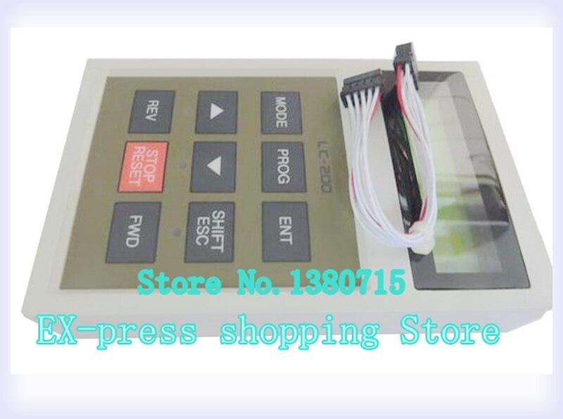 IS5 convertisseur de fréquence IP5A pièces panneau de commande LC 200 neuf on AliExpress - 11.11_Double 11_Singles' Day 1