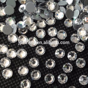 Free shipping !!! Korea rhinestone SS16 100 gross Hot fix rhinestone Crystal  for belts decor,14 cutting facets high quality