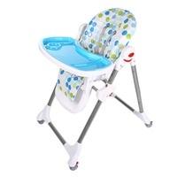 New Childrens Child Kids Snacker Highchair Fast Folding Feeding Dining Chair