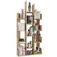Industrial Bois Kids Decoracion Estante Para Livro Boekenkast Cabinet Wood Retro Book Decoration Furniture Bookshelf Case