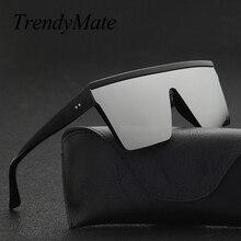 New Fashion Square Sunglasses Women Retro Brand Designer Sun