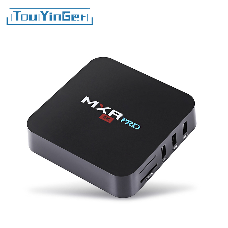 Touyinger Dual-Wifi Tv-Box Display Digital Quad-Core Android RK3328 Bluetooth-2.4g/5g