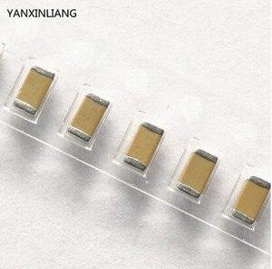 Image 1 - 1000 개 10 미크로포맷 50 볼트 1206 106 X7R 50 볼트 10% SMD 커패시터