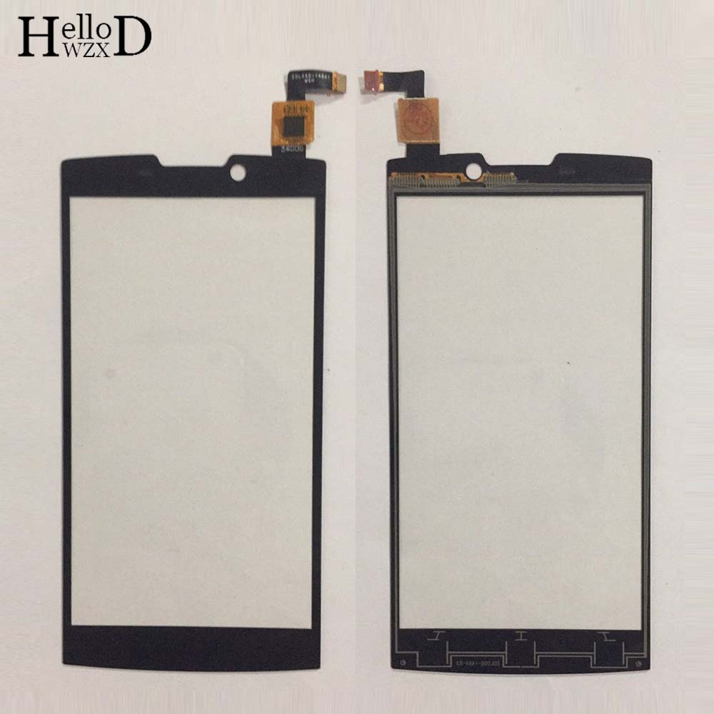 Touch Screen Digitizer TouchScreen For Highscreen Boost II 2 SE Innos D10 Boost2 Touch Screen Panel Front Glass + Protector Film