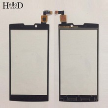 Touch Screen Digitizer Touchscreen Voor Highscreen Boost Ii 2 Se Innos D10 Boost2 Touch Screen Panel Voor Glas + Protector film