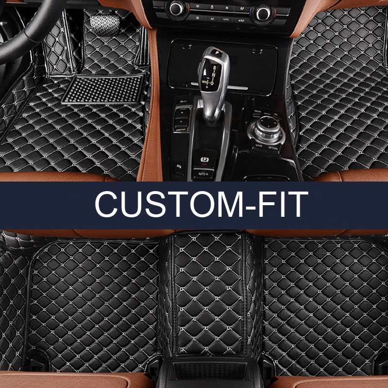 Lunda Custom Fit Car Floor Mats For Suzuki Alto Jimny