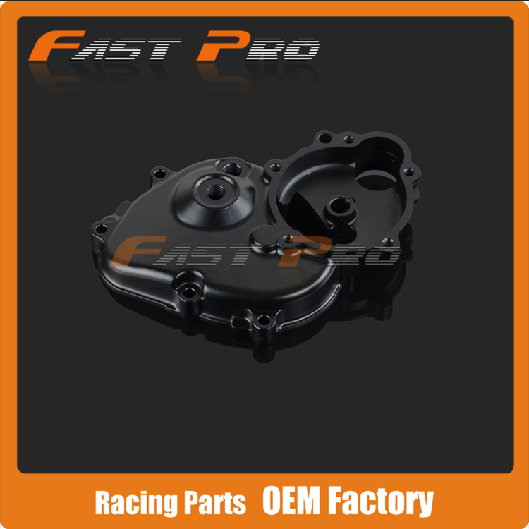 Engine Motor Stator Crankcase Cover For KAWASAKI ZX-6R ZX6R ZX 6R 2009 2010 2011 09 10 11 Motorcycle engine case alternator generator stator guard cover for kawasaki zx6r zx 6r zx636 zx 6r 636 2013 2014 2015 2016