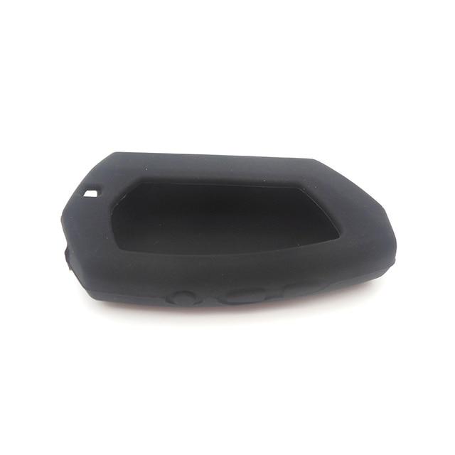 Russia version DXL4950 silicone case for Pandora DX 90BT DX 91Lora two way car remote 2 way lcd remote auto alarm