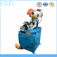 cutting pipe tube machine MC315B metal stainless steel square cutter