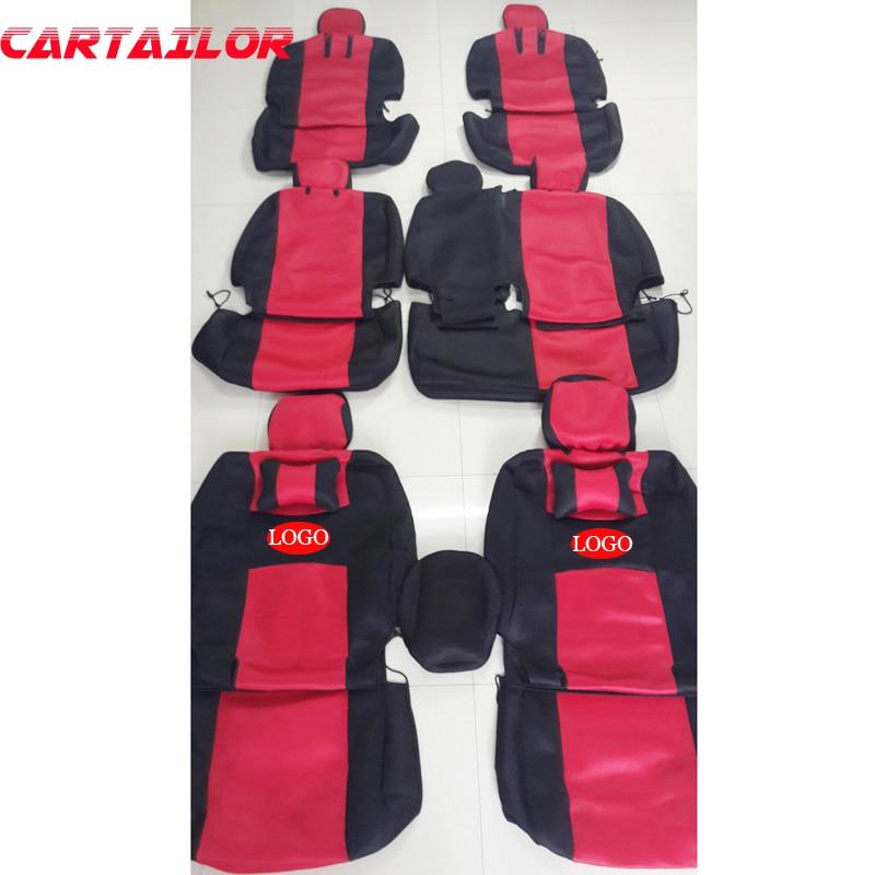 CARTAILOR egyéni illeszkedésű üléshuzatok a ford explorer autós - Autó belső kiegészítők