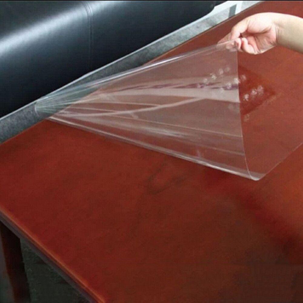 1.52X3 m 2mil di Alta Lucido Trasparente Mobili Pellicola Protettiva Auto Adesivo Trasparente Adesivi, 60