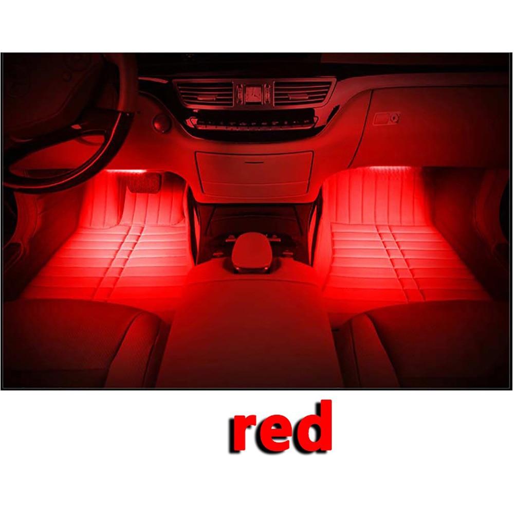 Автомобільні вогні RGB Світлодіодна - Автомобільні фари - фото 4