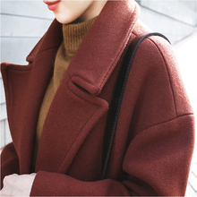 Cheap wholesale 2018 new winter Hot selling women's fashion casual Ladies work wear nice coats and jackets A247