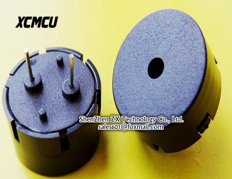 1365 Diameter 12.5mm Height 6.5mm Pin spacing5mm Piezoelectric passive buzzer 12.5*6.5mm buzzer