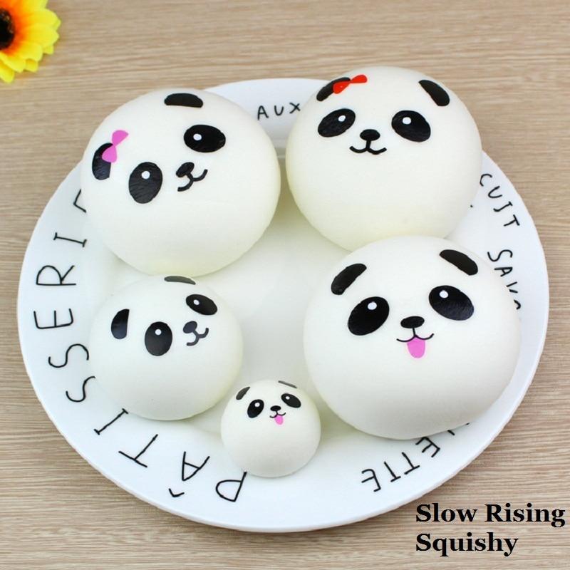 1pc Slow Rising Squishy Antistress Anti Stress Cute Toys Soft Squishy Antistress Squishes Animals Panda Squishy Antistress ...