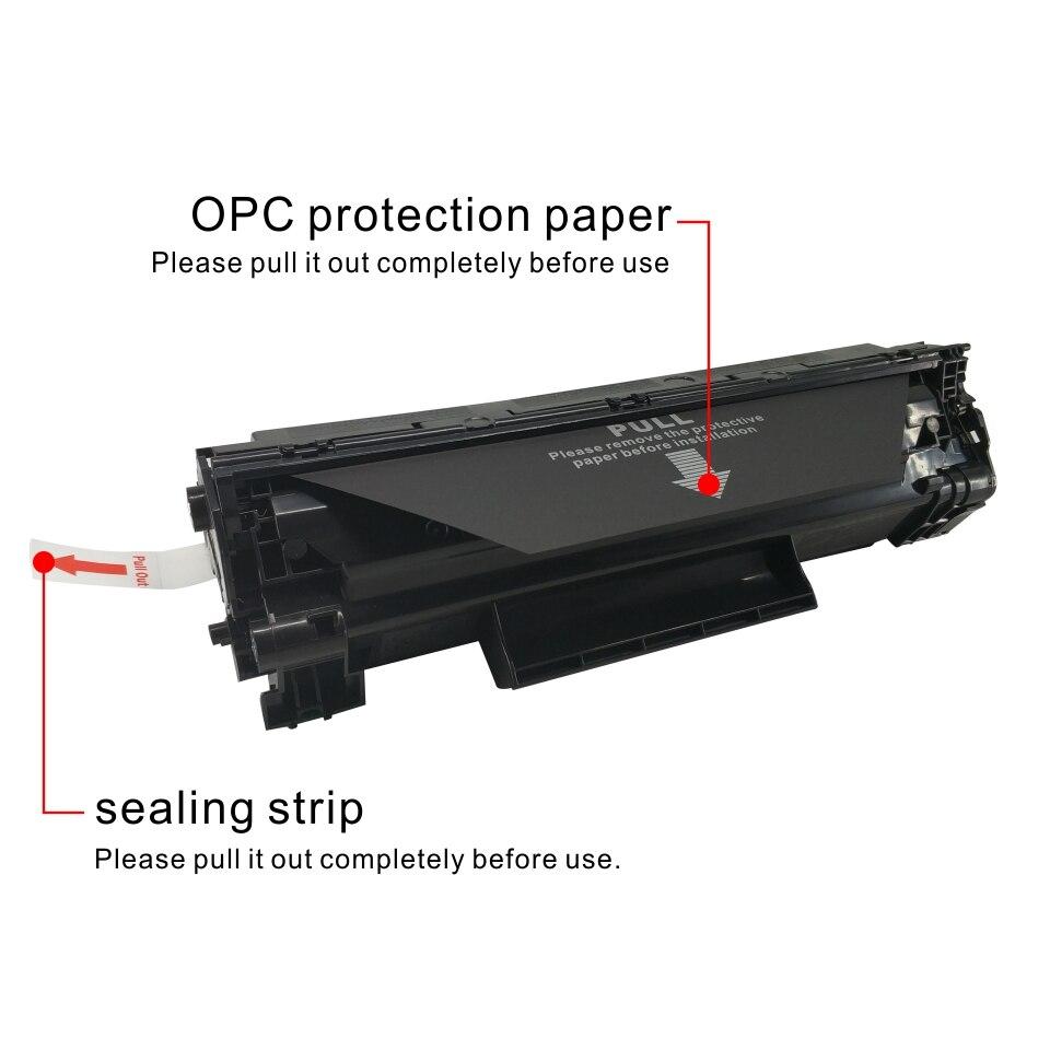 Para hp laserjet pro p1102 p1102w p1100 p1106 p1109 85a ce285a para hp laserjet pro p1102 p1102w p1100 p1106 p1109 85a ce285a cartucho de toner de impressora 4000 pginas de grande capacidade recarregveis em fandeluxe Gallery