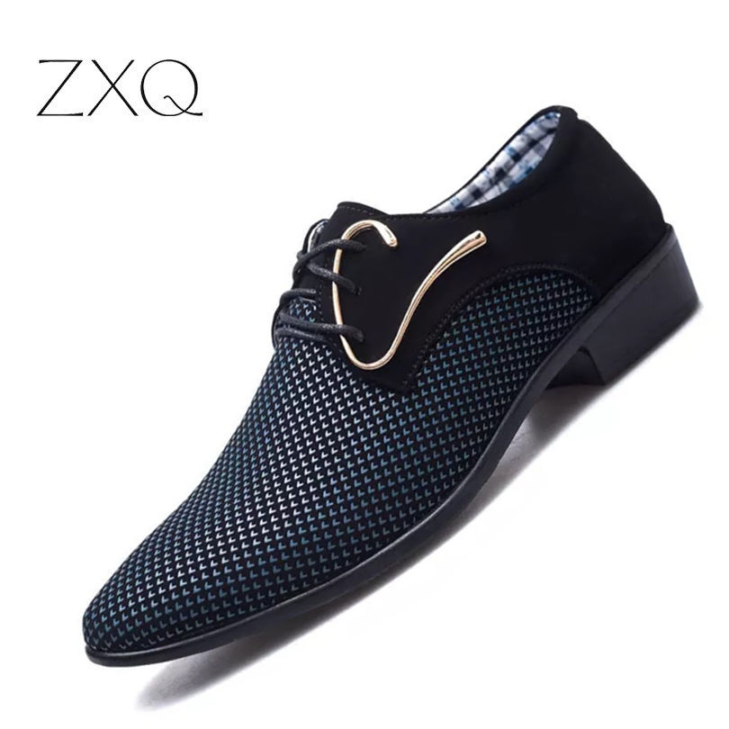 Hot Sale Plus Size 38-48 Men Wedding Shoes Retro Pointed Toe Oxford Leather Business Dress Shoes Men Flats livolo us standard one gang wall light touch dimmer switch base board ac 110 250v without glass panel vl c501d