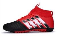 Yeni Erkekler Futbol Ayakkabı Superfly Ucuz Orijinal Çocuklar Yüksek Ayak Bileği kapalı AG Futbol Boots FG Cleats TF Çocuk Sneaker Toptan
