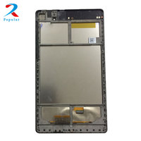 for ASUS Google Nexus 7 2nd ME570 ME571 Gen 2013 Wifi Touch Screen Digitizer Sensor + LCD Display Panel Monitor Assembly + Frame