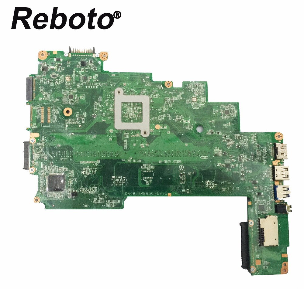 Laptop Motherboard A000391540 For Toshiba L50 L50-C C55 C55-C With N3700 CPU MB