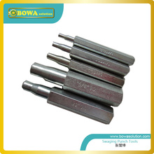 Manual pipe tools-copper Swaging punch rods for correcting refrigeration and air conditioner tube shape