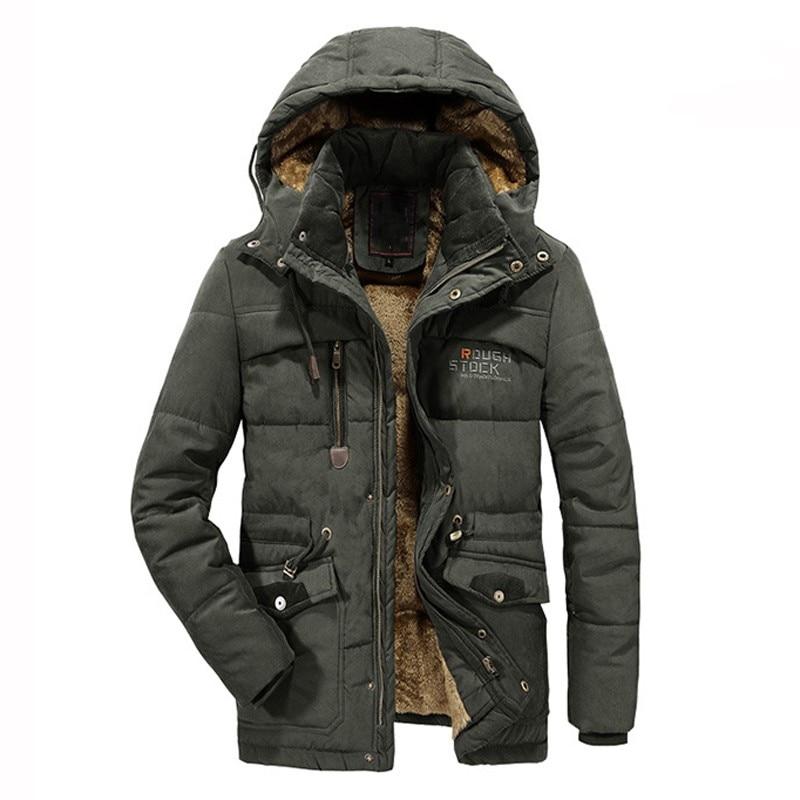 7XL men hip hop joggers clothes winter jacket windbreaker military 8XL mens Cotton padded coats fat thick jacket winter thermal