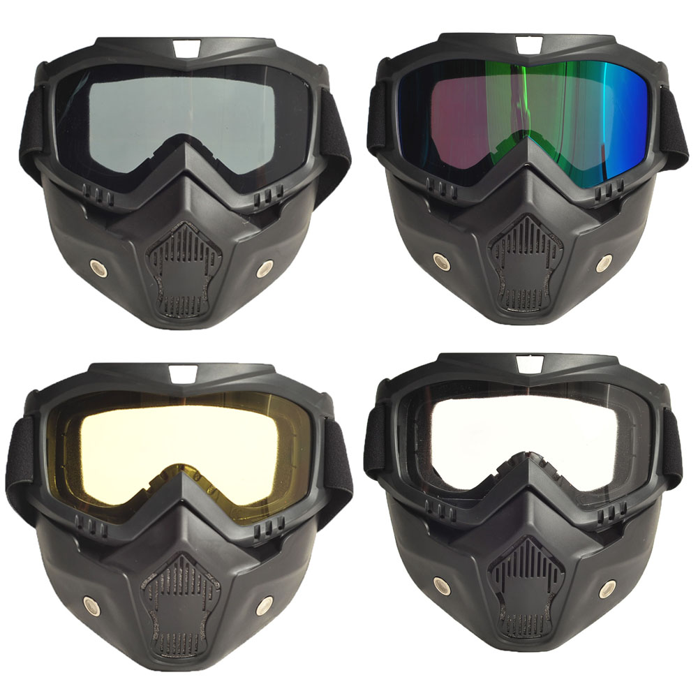 Motorcycle goggles helmet glasses motorcycle helmet glasses mask motocross goggles ski windproof dust-proof goggles glassesMotorcycle goggles helmet glasses motorcycle helmet glasses mask motocross goggles ski windproof dust-proof goggles glasses