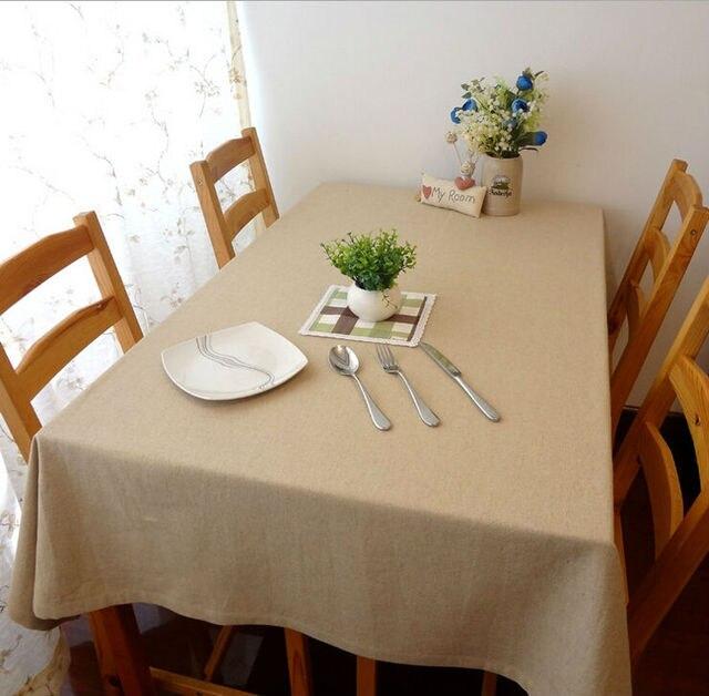 Mantel para mesa de comedor de estilo Vintage, mantel para mesa de ...