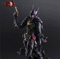 Batman Figure Gogues Gallery Joker Batman Play Arts Kai Play Art KAI PVC Action Figure Bat