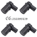 4PCS PDC Parking Sensor 735393479 735429755 46802909 For Fiat Multipla Stilo Croma Doblo Ducato Idea Marea Palio Musa