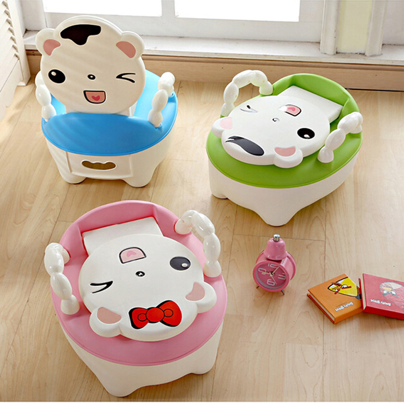 Factory Direct Sale Children Toilet Potty Seats Chair Portable Toilet Tainer Drawer Type Baby Potty Toilet For Free Potty Bursh