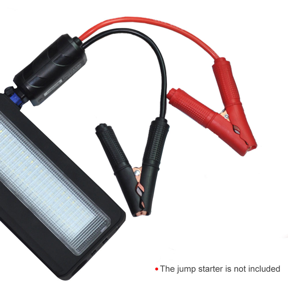 Replacement Jump Starter Connector Emergency Lead Cable