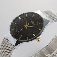 New Men Watches Alloy Quartz Timer Clock relogio masculino Wrist Watch Men Boy Gift Timepiece erkek kol saati watches